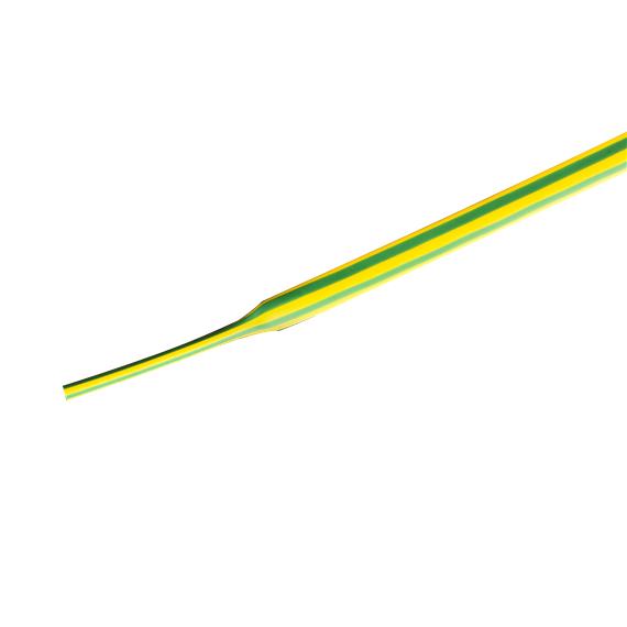 YG125-黄绿双色热缩管